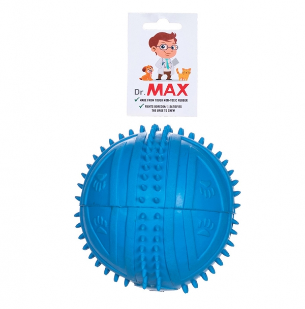 Squeaky Ball Paw Design 12cm