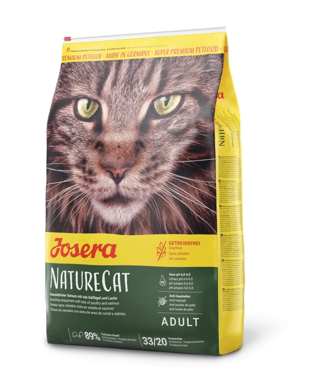 NATURECAT GRAIN FREE